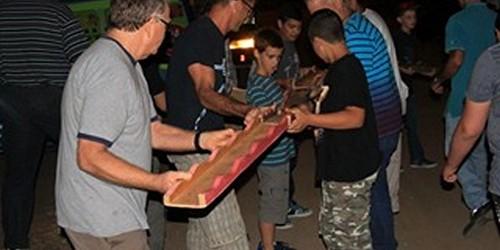 פעילות ODT ערב גיבוש אבות ובנים