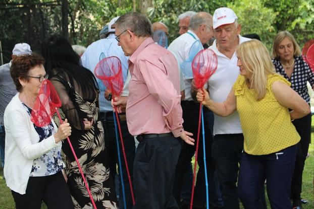הפעלות למבוגרים במפגשי מועדון חברים, מסיבות ימי הולדת, יום גיבוש, פעילות ODT ועוד
